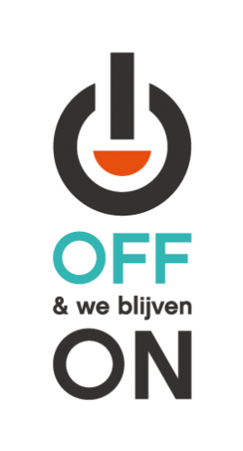 OFF & we blijven ON