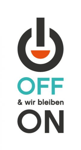 Off & wir bleiben on