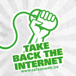 Take back the internet - www.safeonweb.be